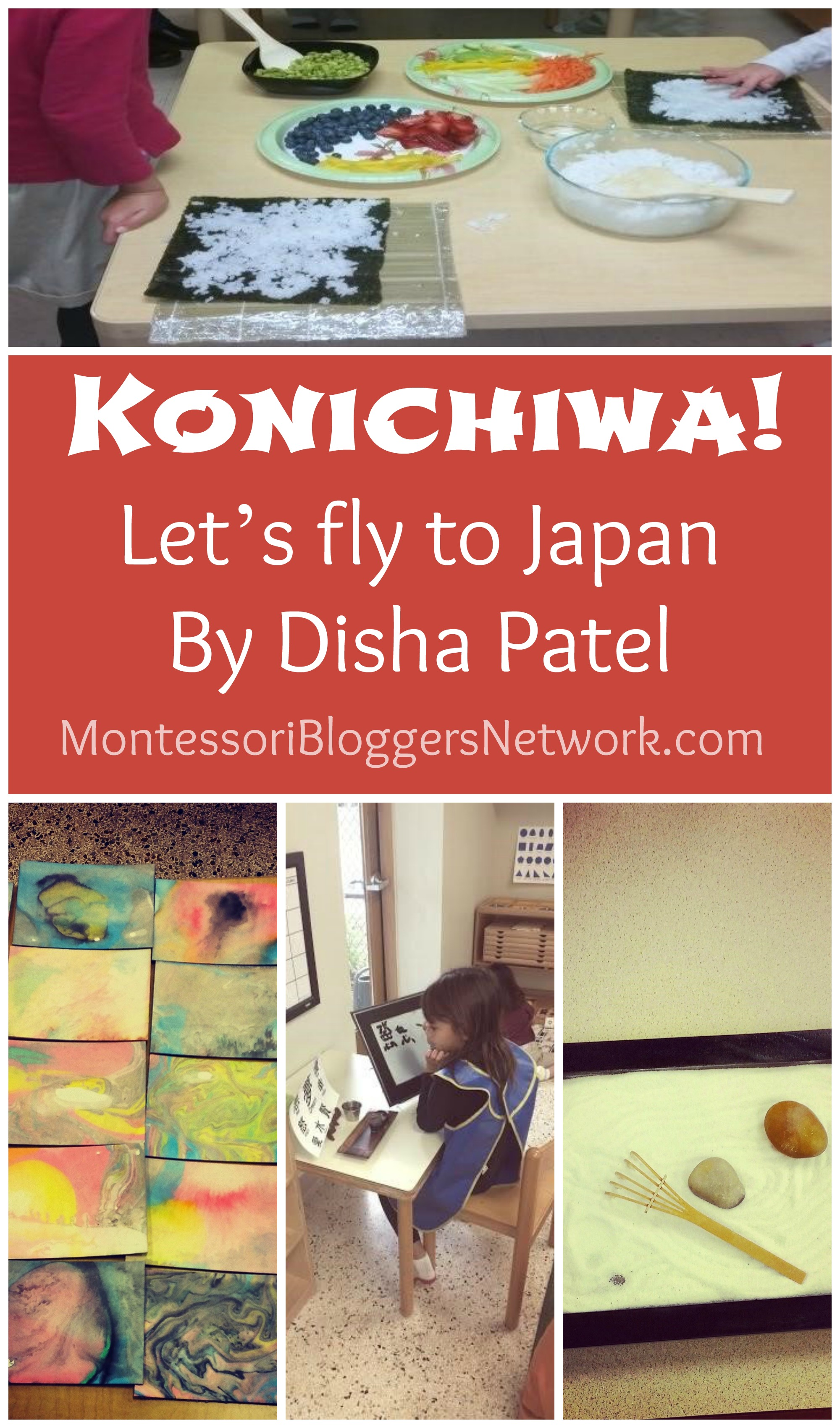 Konichiwa! Let's fly to Japan By Disha Patel