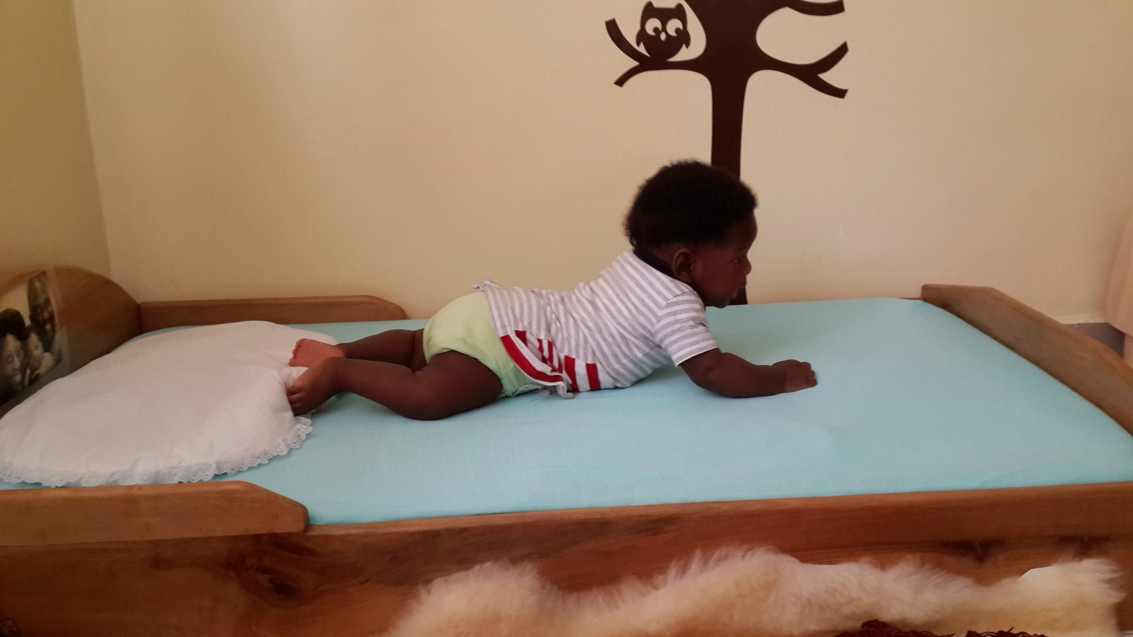 A Montessori Infant Room