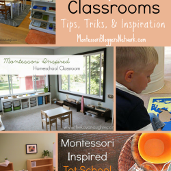 Need classroom inspiration? Find the best tips, tricks, and inspiration on MontessoriBloggersNetwork.com