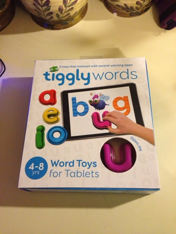 Tiggly Words Review