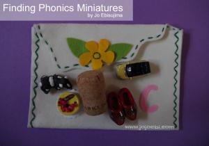 Finding Phonics Miniatures
