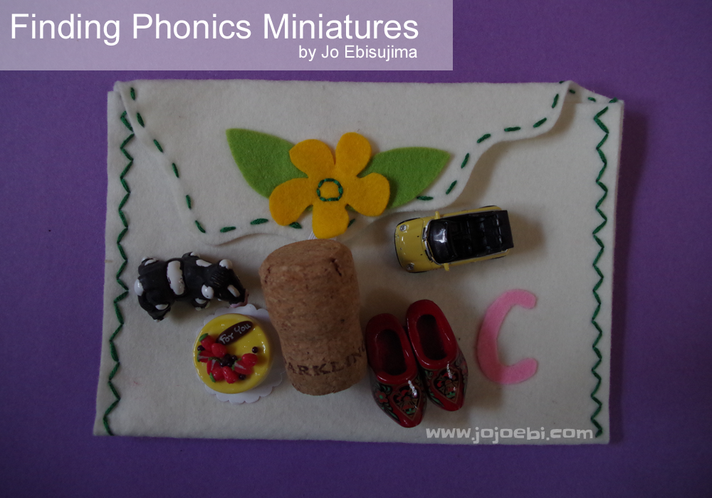 Finding Phonics Miniatures