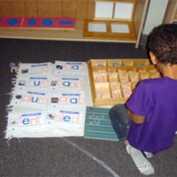 Montessori Education on Phonics - MontessoriBloggersNetwork.com